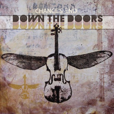 CD Cover: Down The Doors